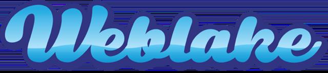 Weblake company logo